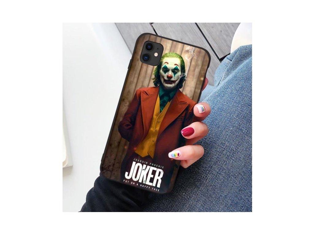 kryt na iphone joker happy face