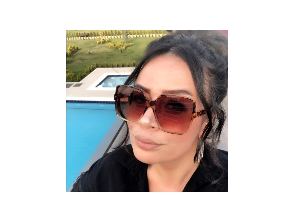 sluneční brýle over