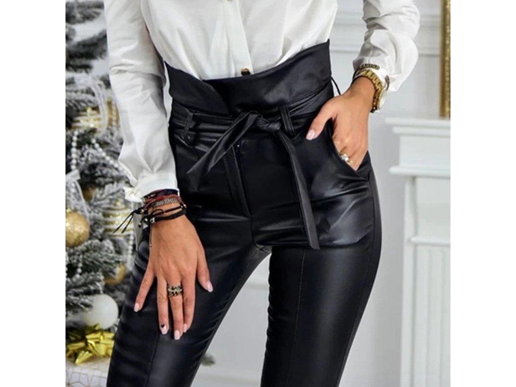 kalhoty black 88