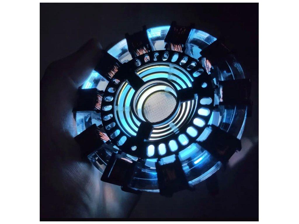 iron man reaktor