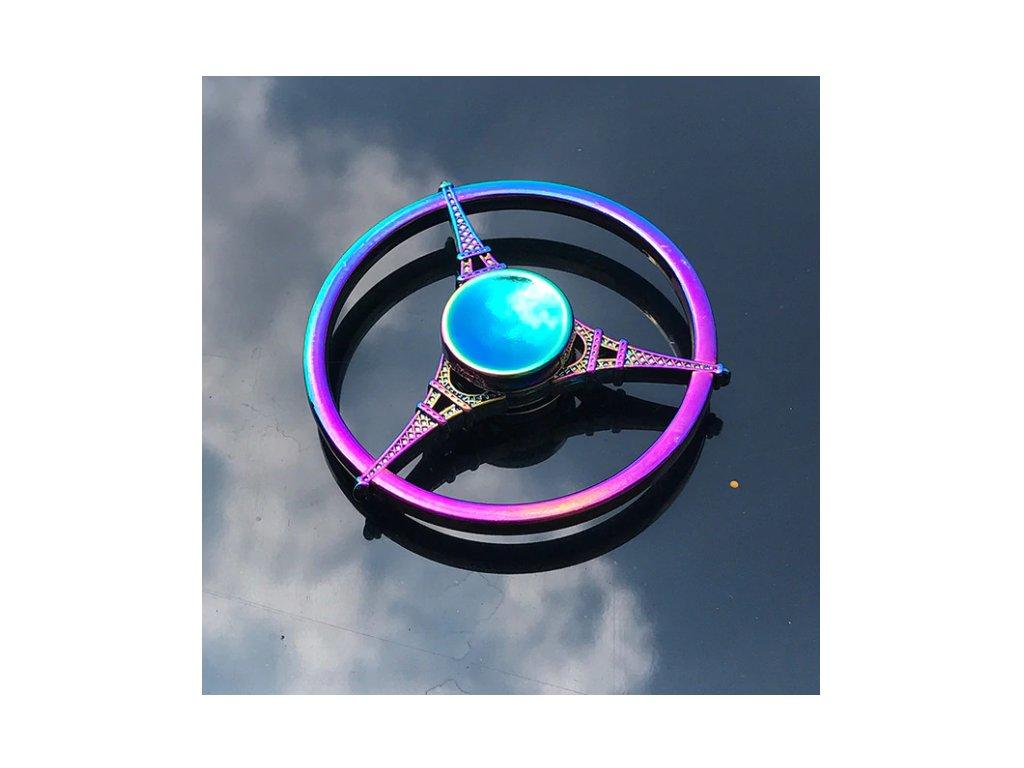 Fidget spinner eiffelova věž