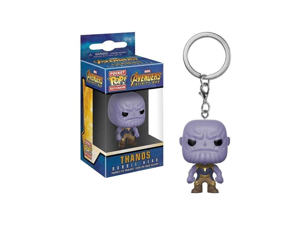 přívěšek Thanos