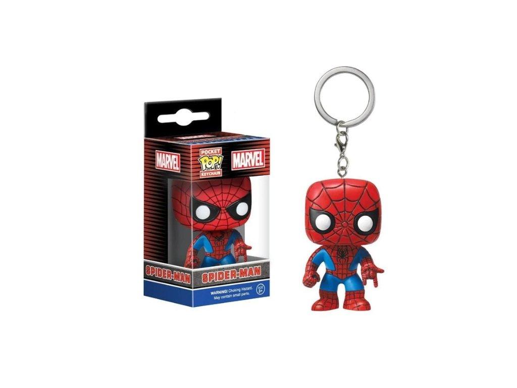 přívěšek Spiderman