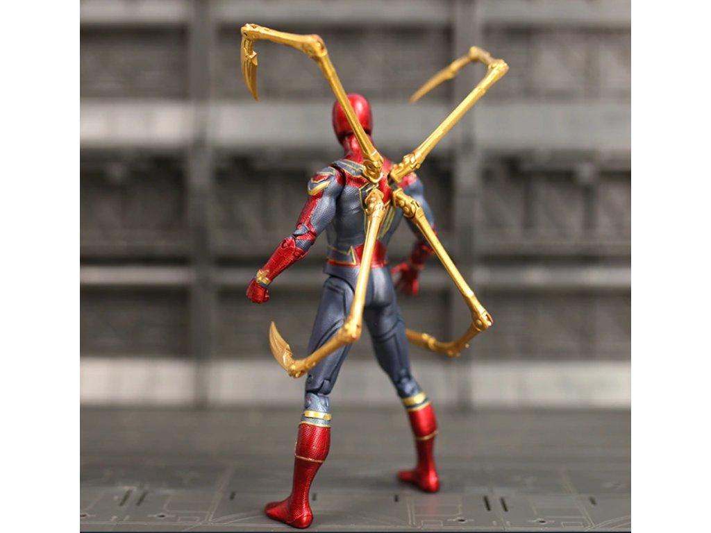 spiderman figurka