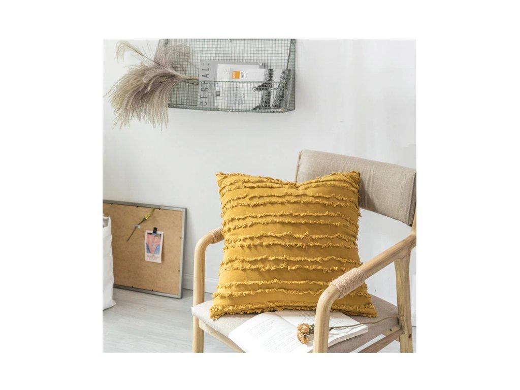 povlak žlutý