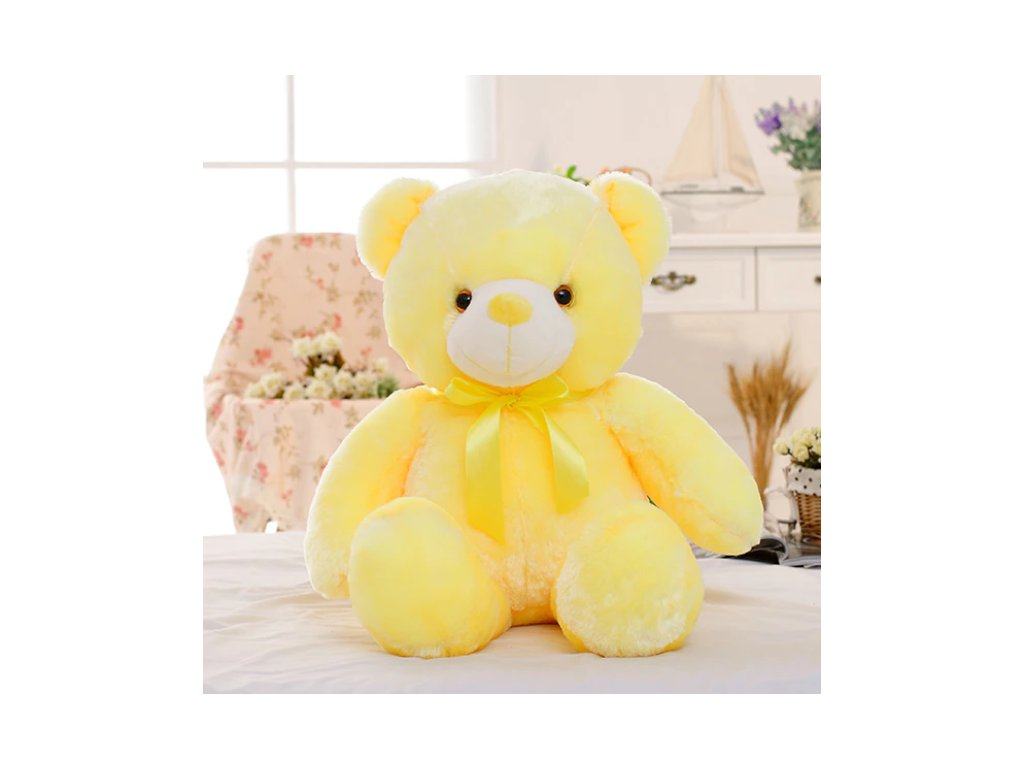 medved žlutý