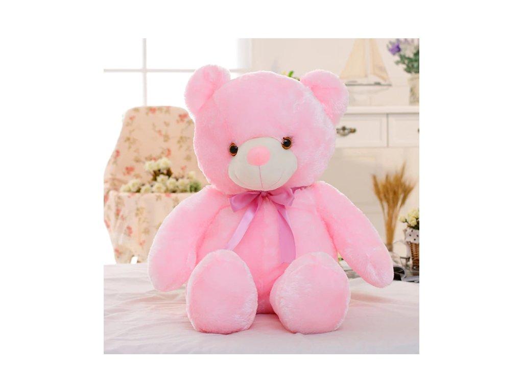 medved růžový