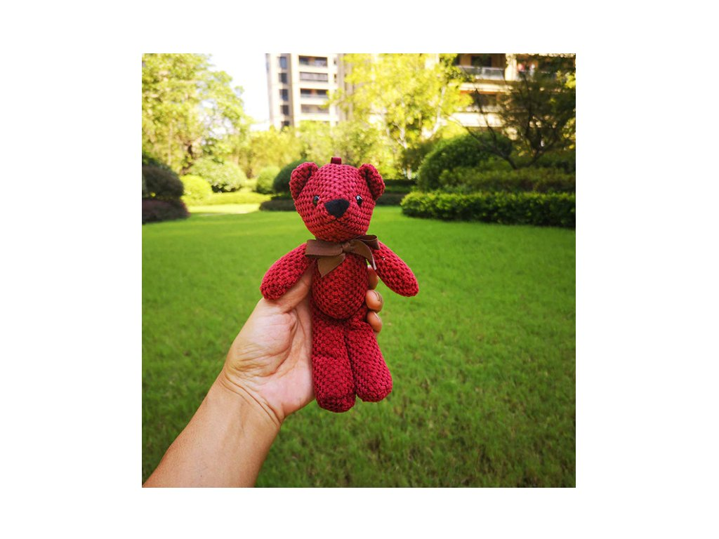 medvidek červený