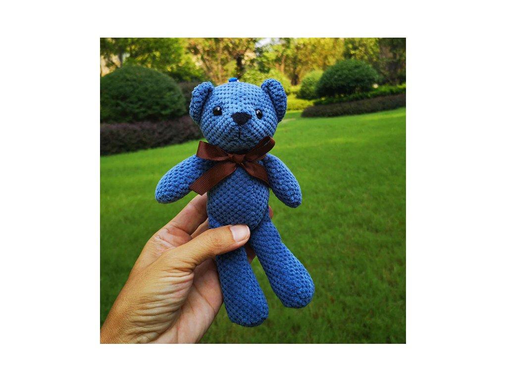 medvidek modrý