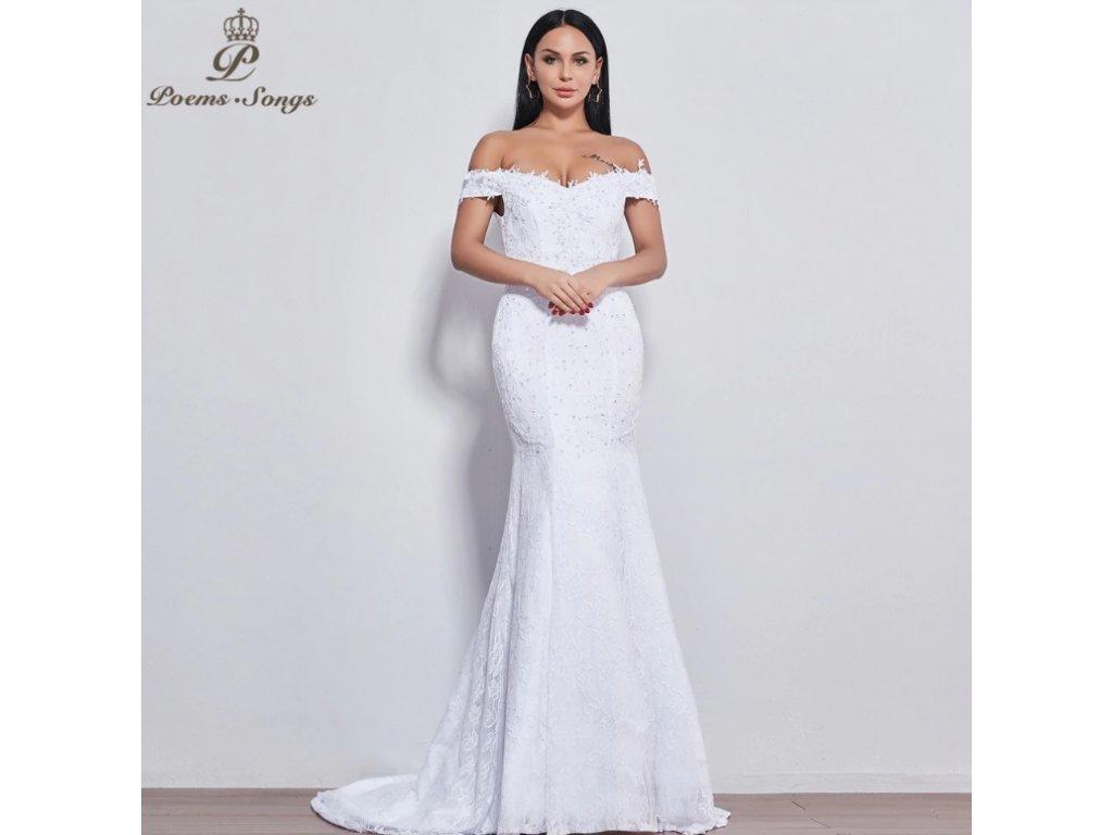 svatební šaty dd
