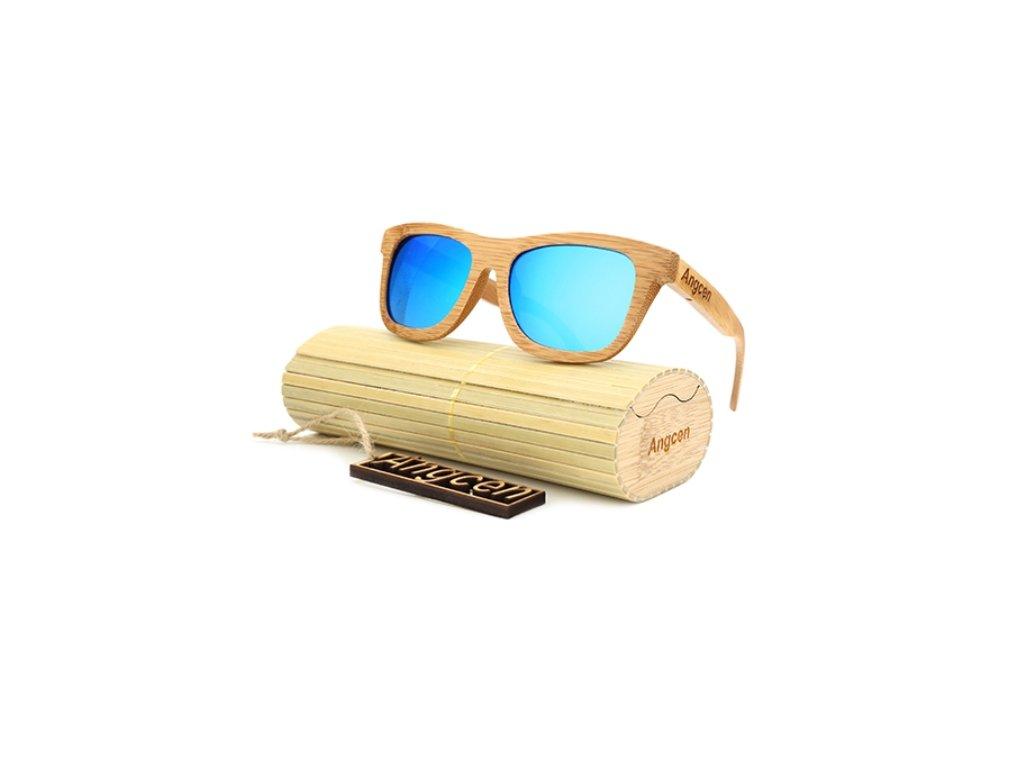 dřevěné brýle 1