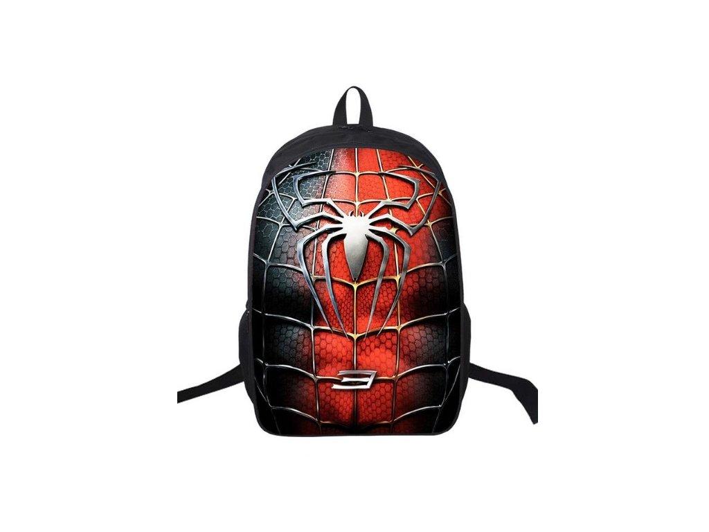 batoh spiderman