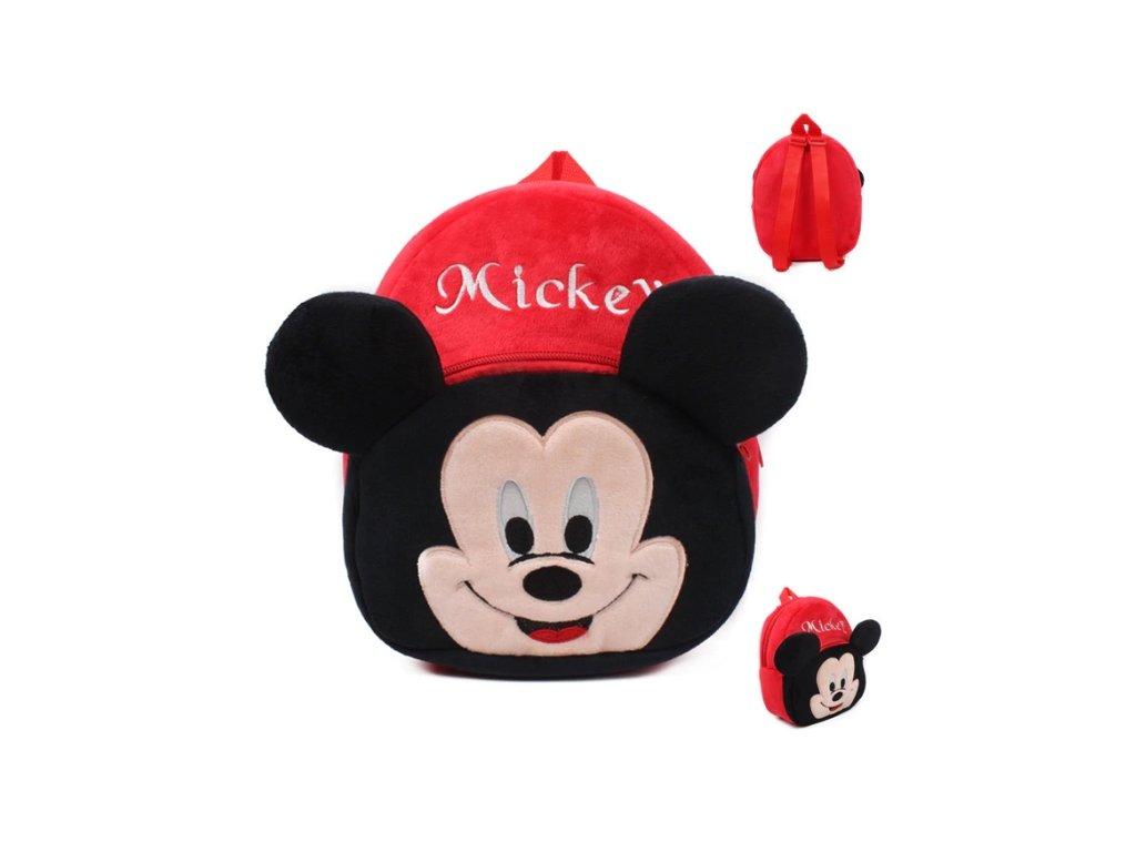 dětský batoh mickey mouse