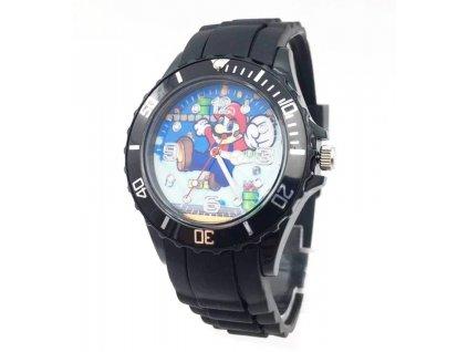 hodinky supermario