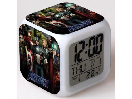hodiny avengers