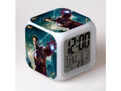 hodiny avengers iron man