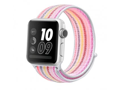 řemínek apple watch barevný