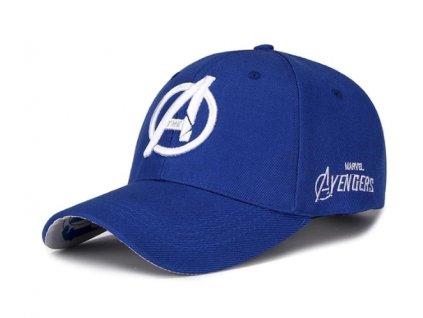 čepice avengers modrá