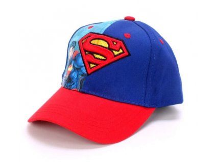 čepice superman