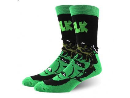 ponožky hulk