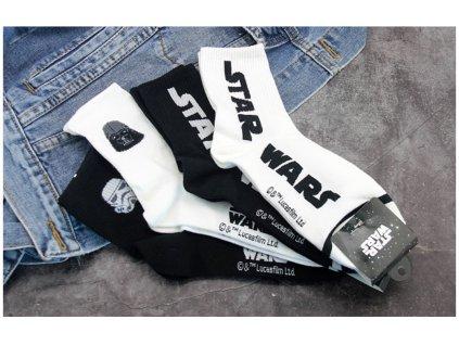 ponožky star wars