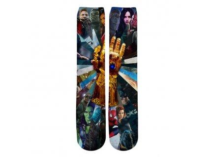 ponožky avengers
