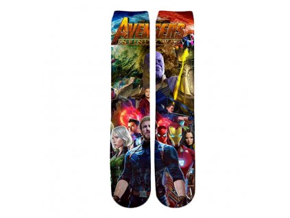 ponožky avengers war
