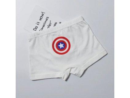 boxerky kapitan amerika