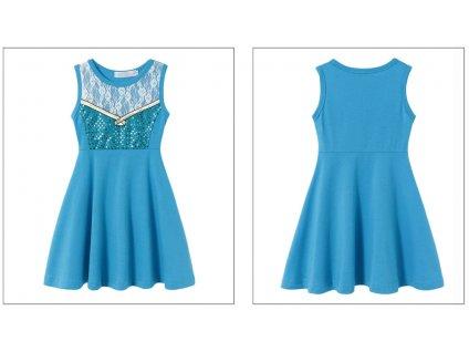 divčí šaty 16