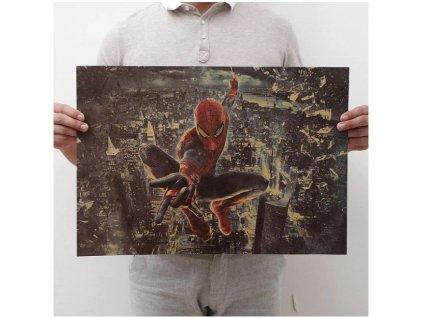 plakát Spiderman new york