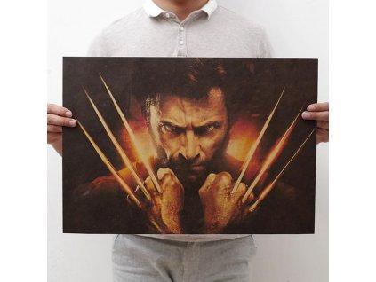 plakát wolverine