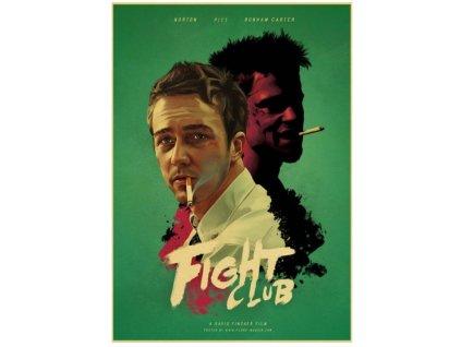 plakát fight club