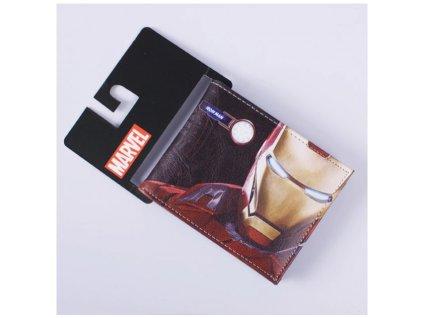 peněženka iron man