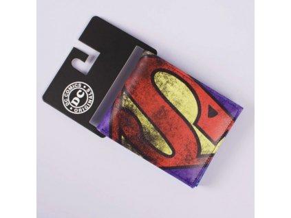 peněženka superman