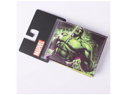 peněženka hulk