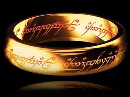 prsten pán prstenů