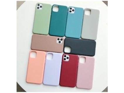 silikonový kryt na iphone