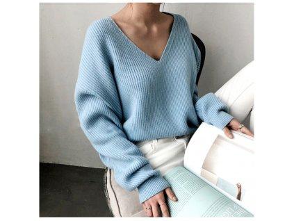 dámský svetr v b