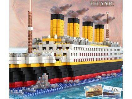 lego kosticky titanic