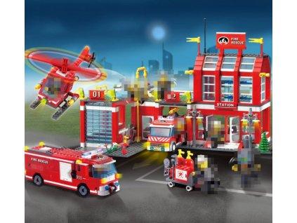 požární stanice hasici 2