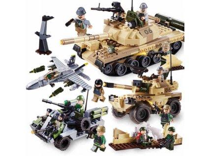 stavebnice vojsko 3