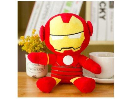 plyšák avengers iron man