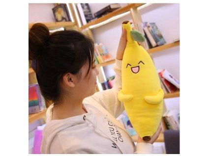 plyšák banán 4