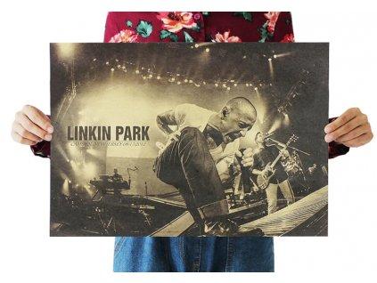 plakát linkin park