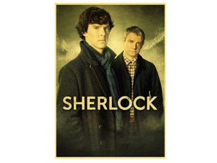 plakát sherlock
