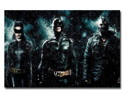 plakát Batman gotham