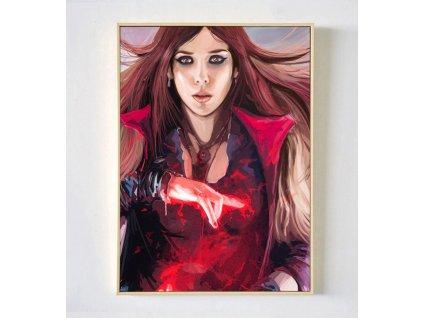 plakát Scarlett Witch