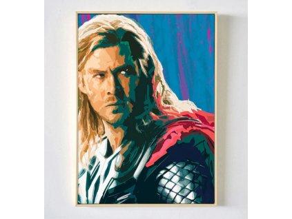 plakát Thor