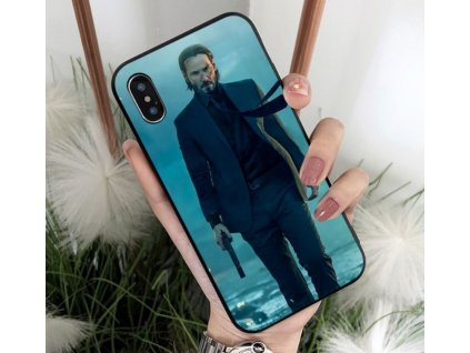 iphone case john wick blue
