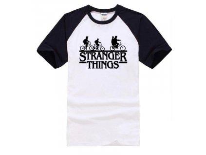 tričko stranger things